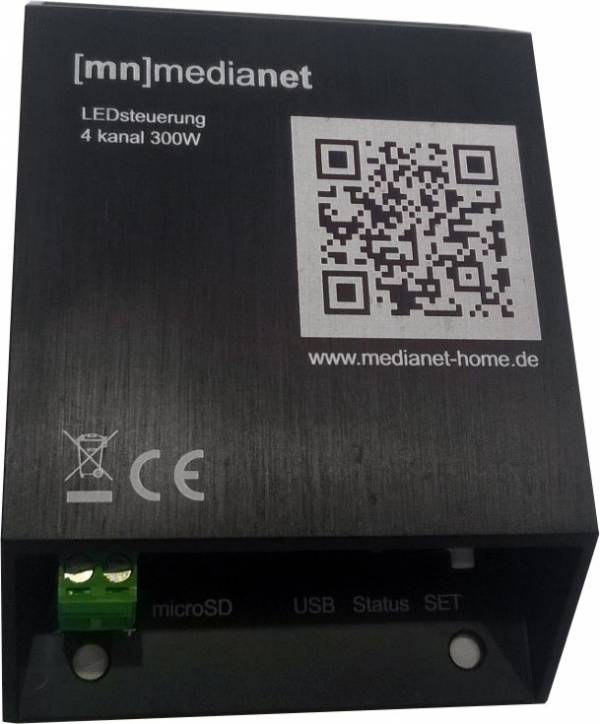 4 Kanal LED Dimmer